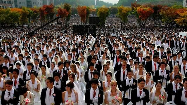 moon's mass weddings