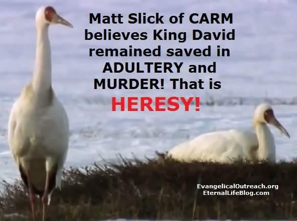 matt slick carm heresy