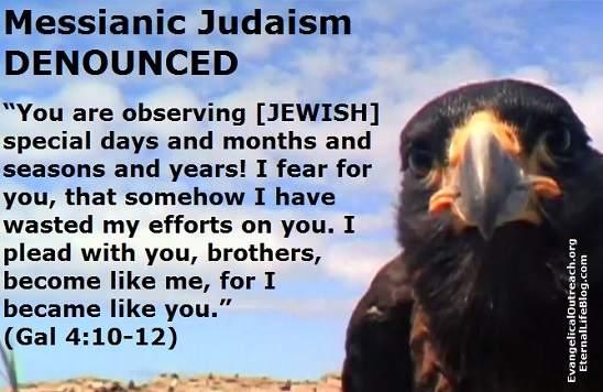 messianic jews hebraic roots