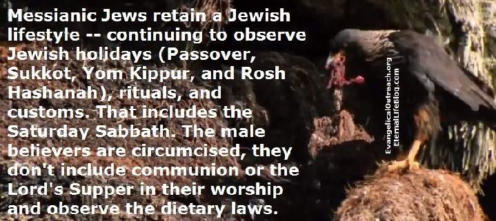 messianic jews hebraic roots