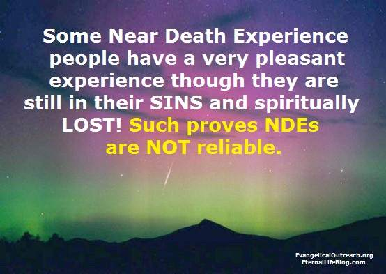 Life After Death What Happens After Death NDE