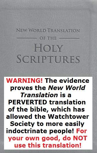 New World Translation of the Holy Scriptures Bible Jehovah Witness 2013 Gray