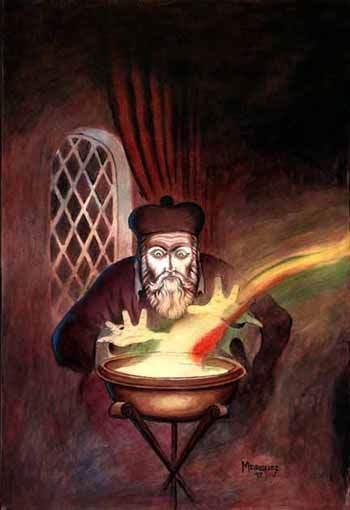Nostradamus prophecies predictions