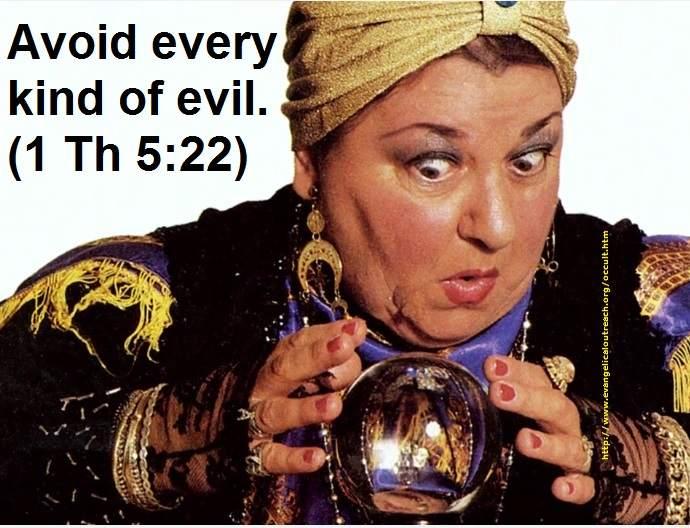 occult witchcraft