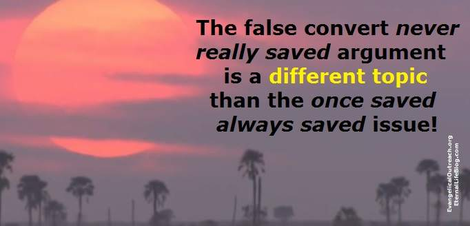 false conversion