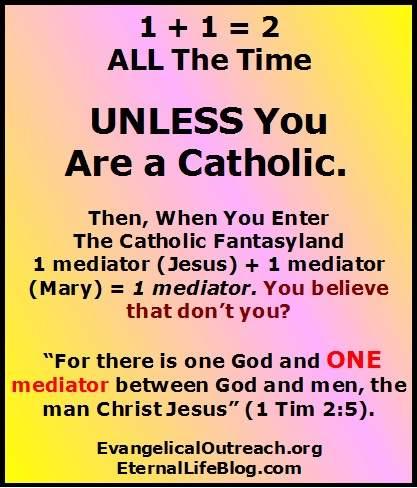 Mariolatry and the Catholicism