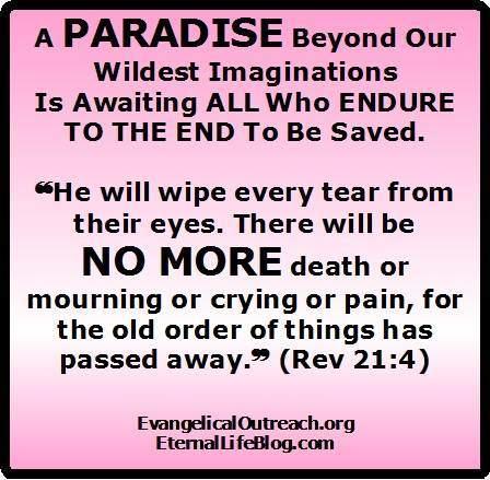 heaven paradise
