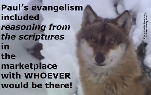 paul's evangelism