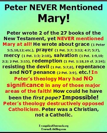 mariology mariolatry