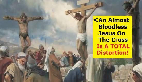pictures of Jesus on the cross