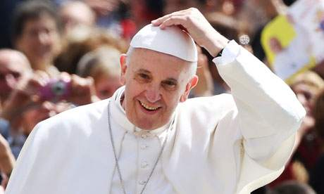 Pope Francis Atheist Redeemed