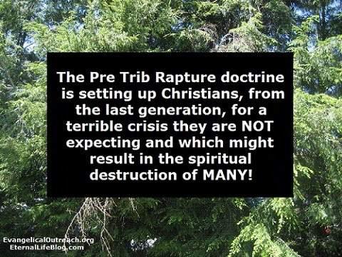 pre trib rapture