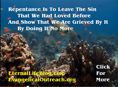 repentance what is repentance evangelical