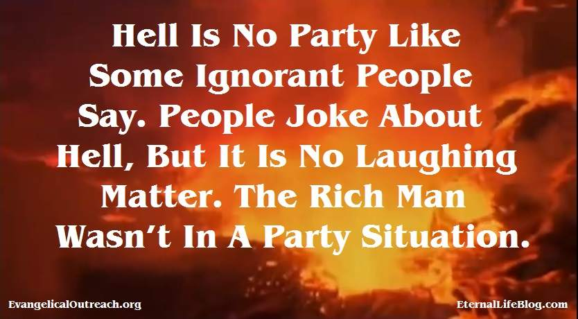 Hell is no party