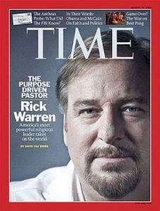 Purpose Driven Life by Rick Warren