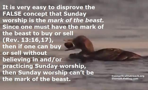 sda mark of the beast sunday worship