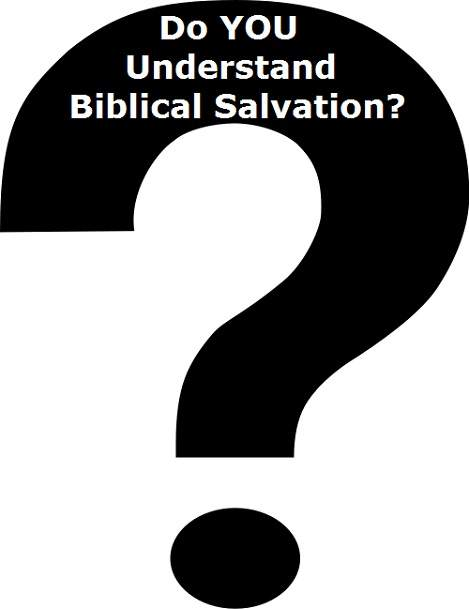 biblical salvation quiz