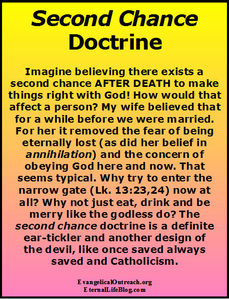 second chance doctrine