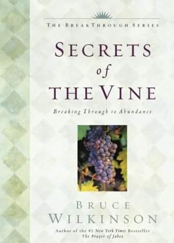 BRUCE WILKINSON Secrets of the Vine ERRORS