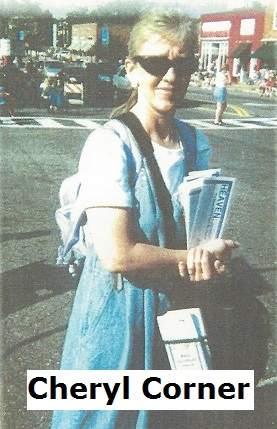sister Cheryl Corner soul winner evangelist bible teacher evangelical outreach