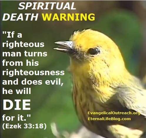 SPIRITUAL DEATH Meaning | What Is Spiritual Death