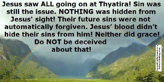 thyatira Jezebel