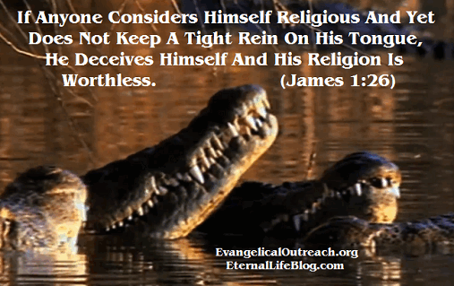james rein on tongue religion God accepts