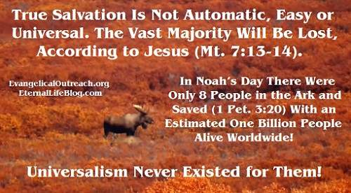 universalism universal salvation