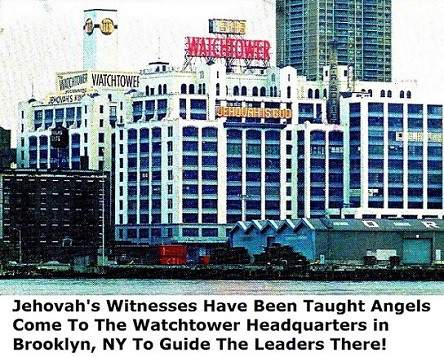 watchtower headquarters